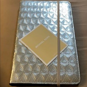 NWT Michael Kors Leather notepad Holder